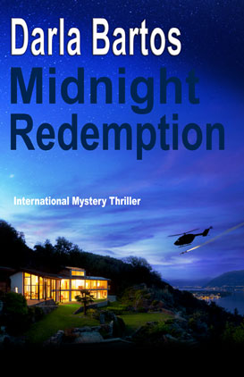 cover art: african sunset, midnight redemption