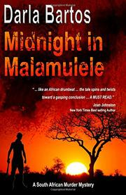 cover art: african sunset, midnight in malamulele