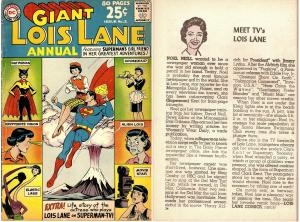 1 LOIS LANE COMIC BOOK